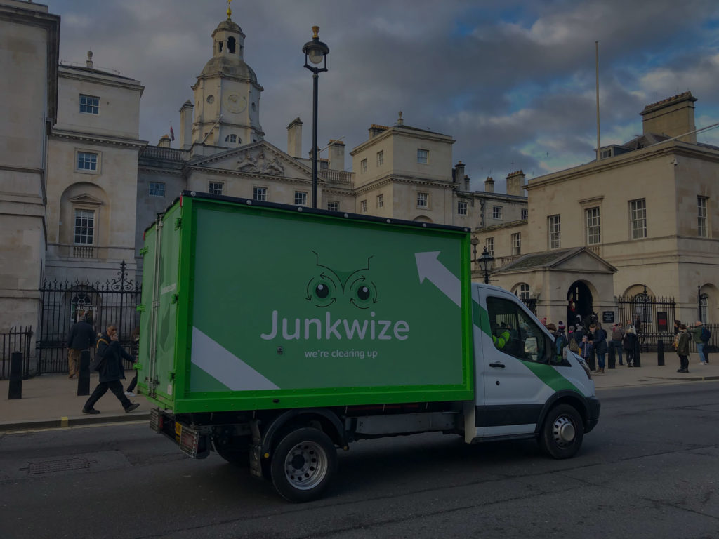 Rubbish Removal Vans in London