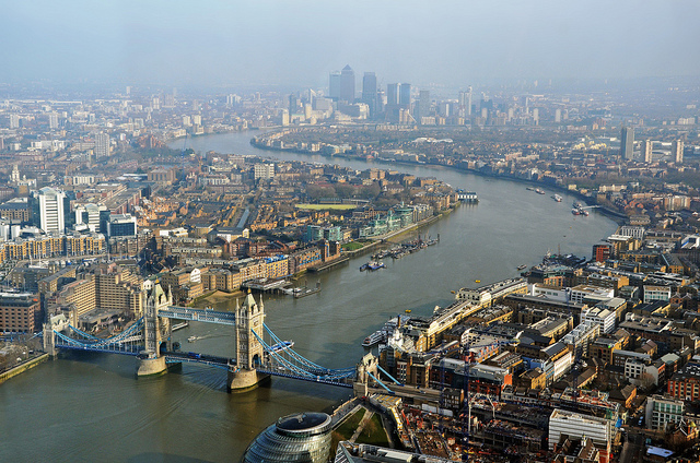 Aerial Image of London